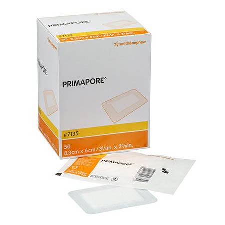 Primapore - Pack of 20 - 10cm x 8cm on Animed Direct