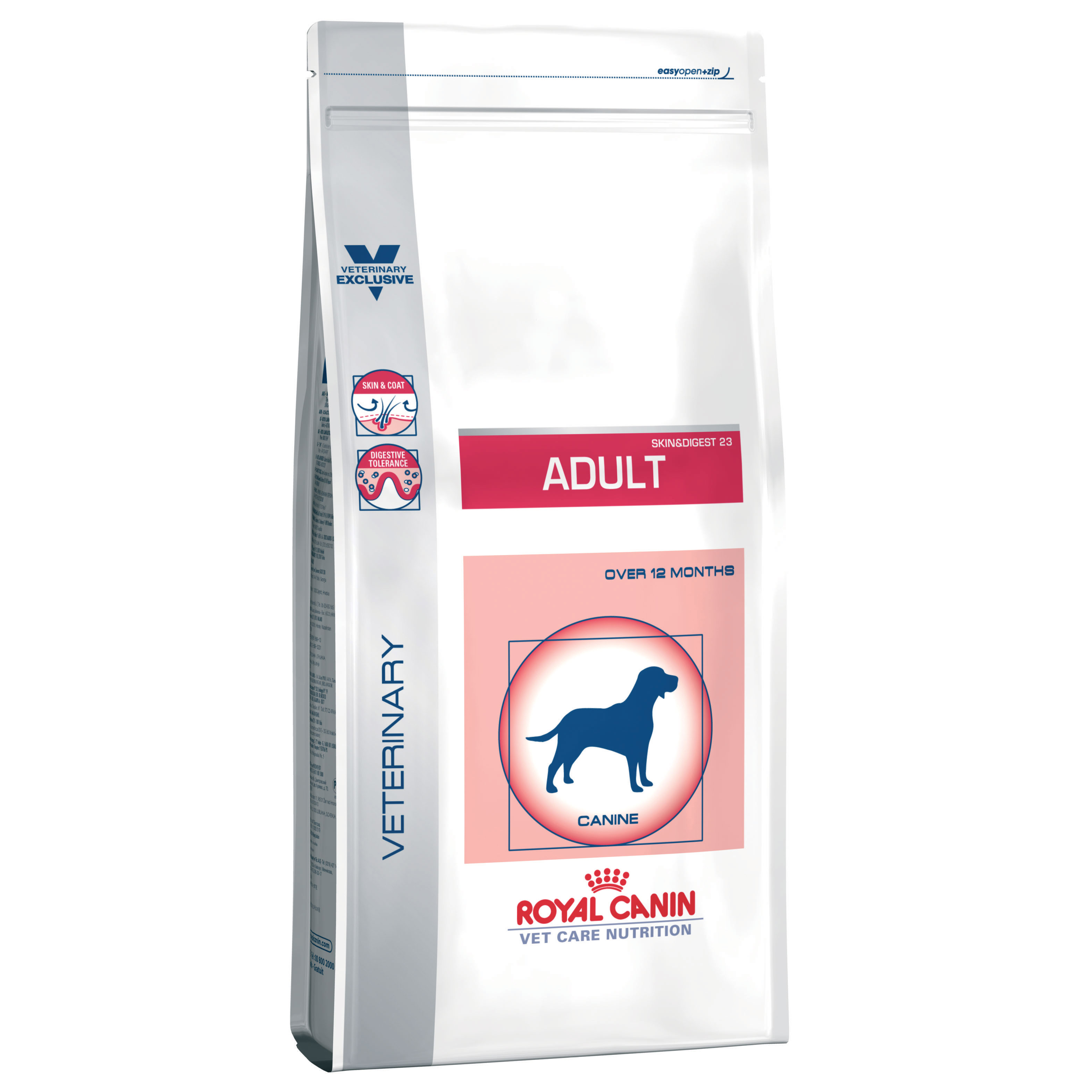Royal Canin Vet Care Nutrition Adult Medium Dog (Skin & Digest 23) Dry on Animed Direct