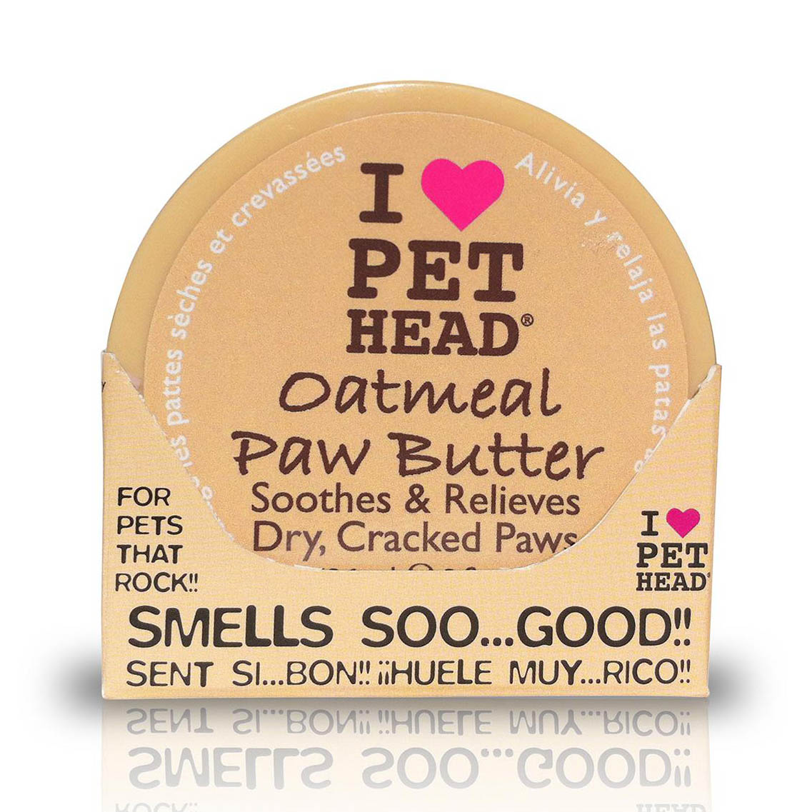 Pet Head Oatmeal Paw Butter 59ml on Animed Direct