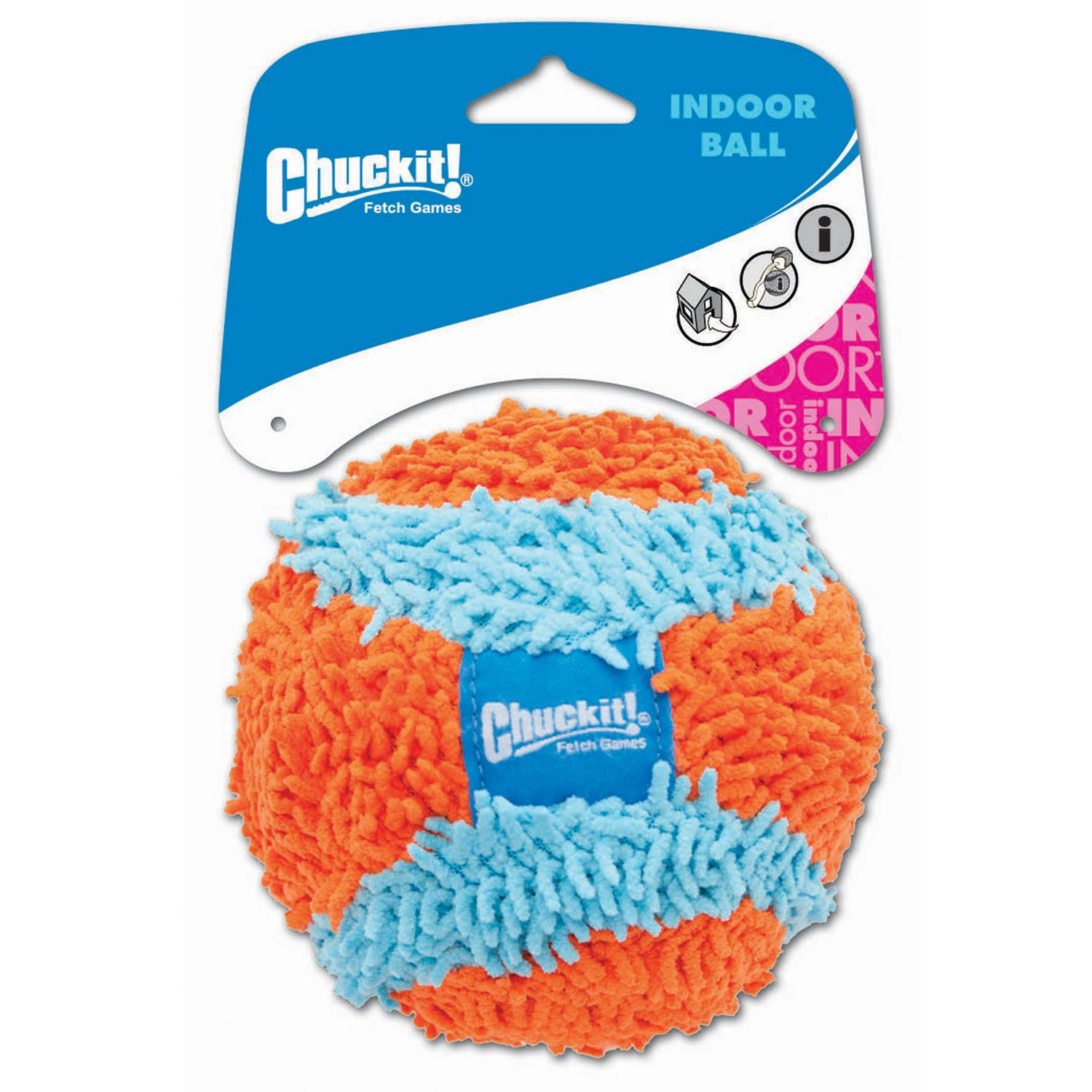 Chuckit Indoor Ball 11cm on Animed Direct