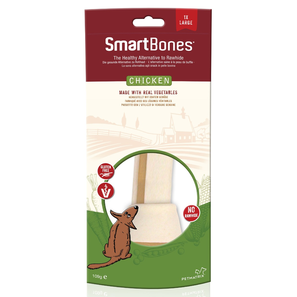 SmartBones Chicken Bones on Animed Direct
