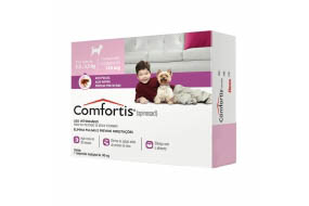 Comfortis Chewable Flea Tablet for Dogs and Cats 140mg- Pack of 6 on Animed Direct