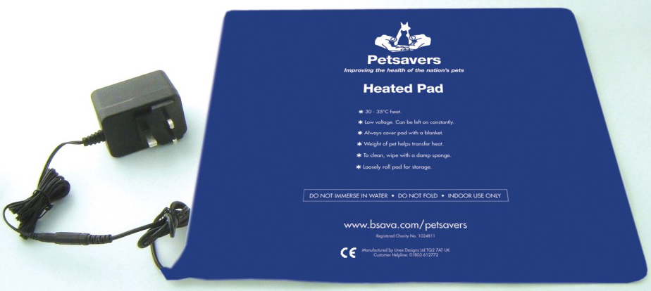 Pet Heat Pad - Electric on Animed Direct