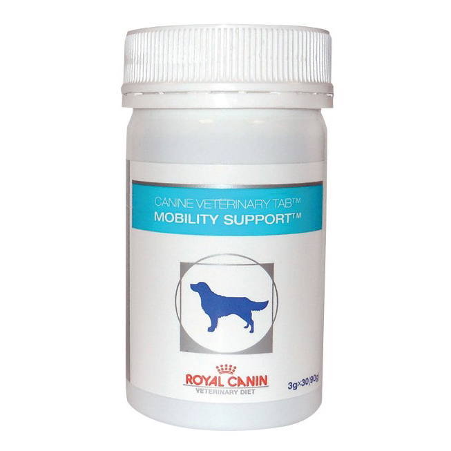Royal Canin Mobility Support Tablets for Dogs 90g on Animed Direct