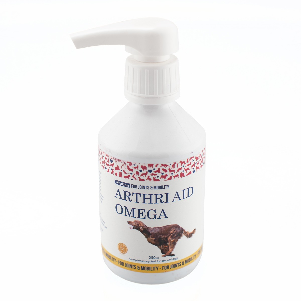 Arthri Aid Omega Liquid for Dogs and Cats 250ml on Animed Direct