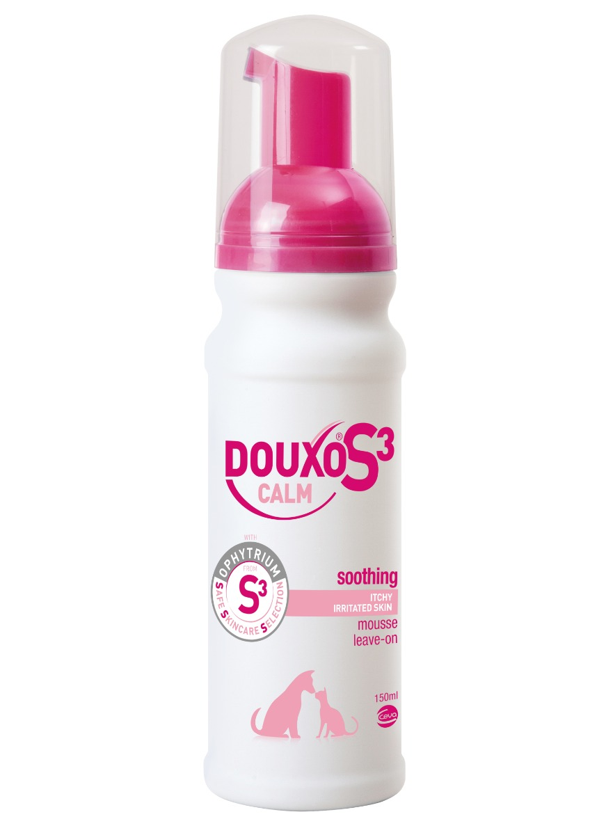 Douxo S3 Calm Mousse 150ml on Animed Direct