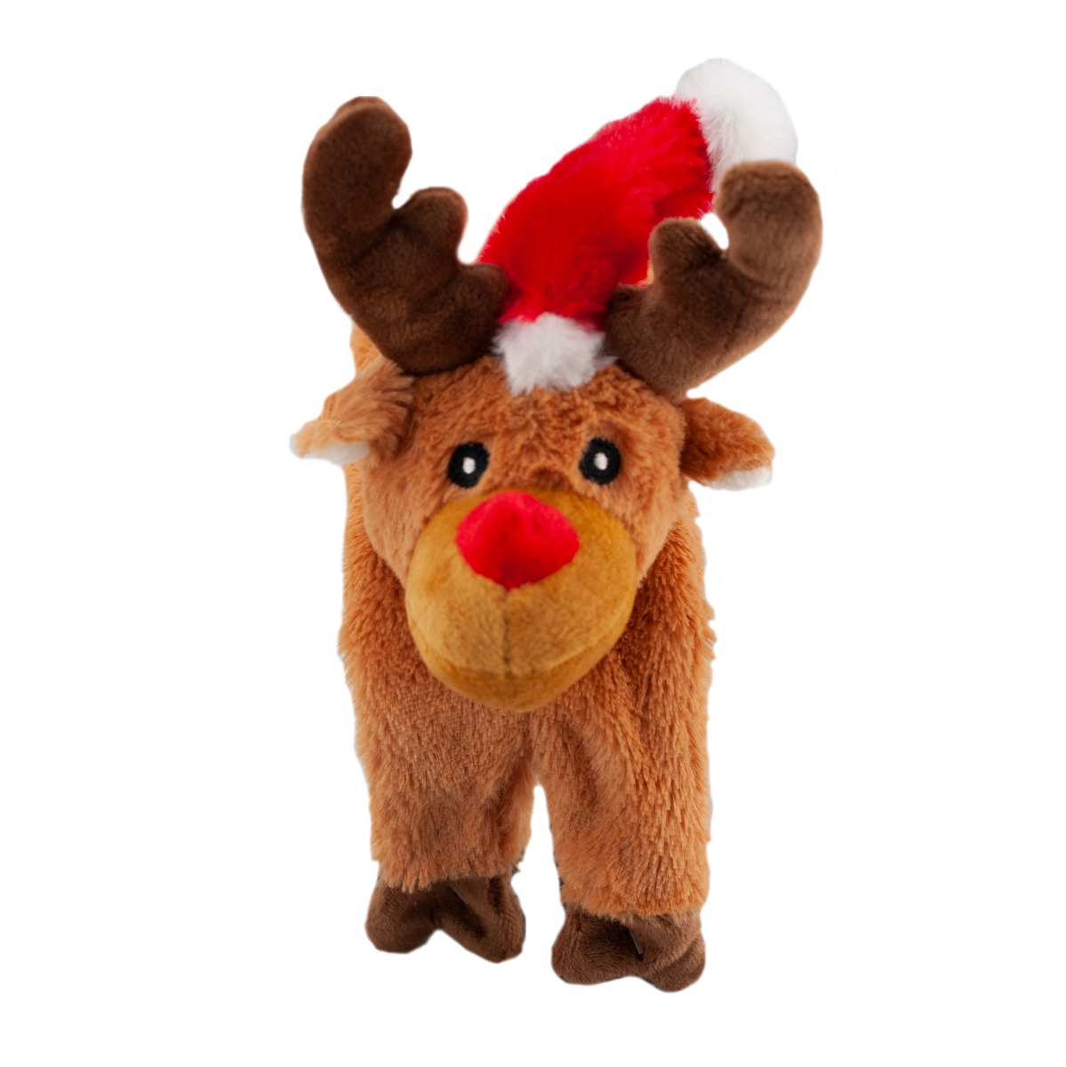 Animate Reindeer Squeaky Flat Toy on Animed Direct
