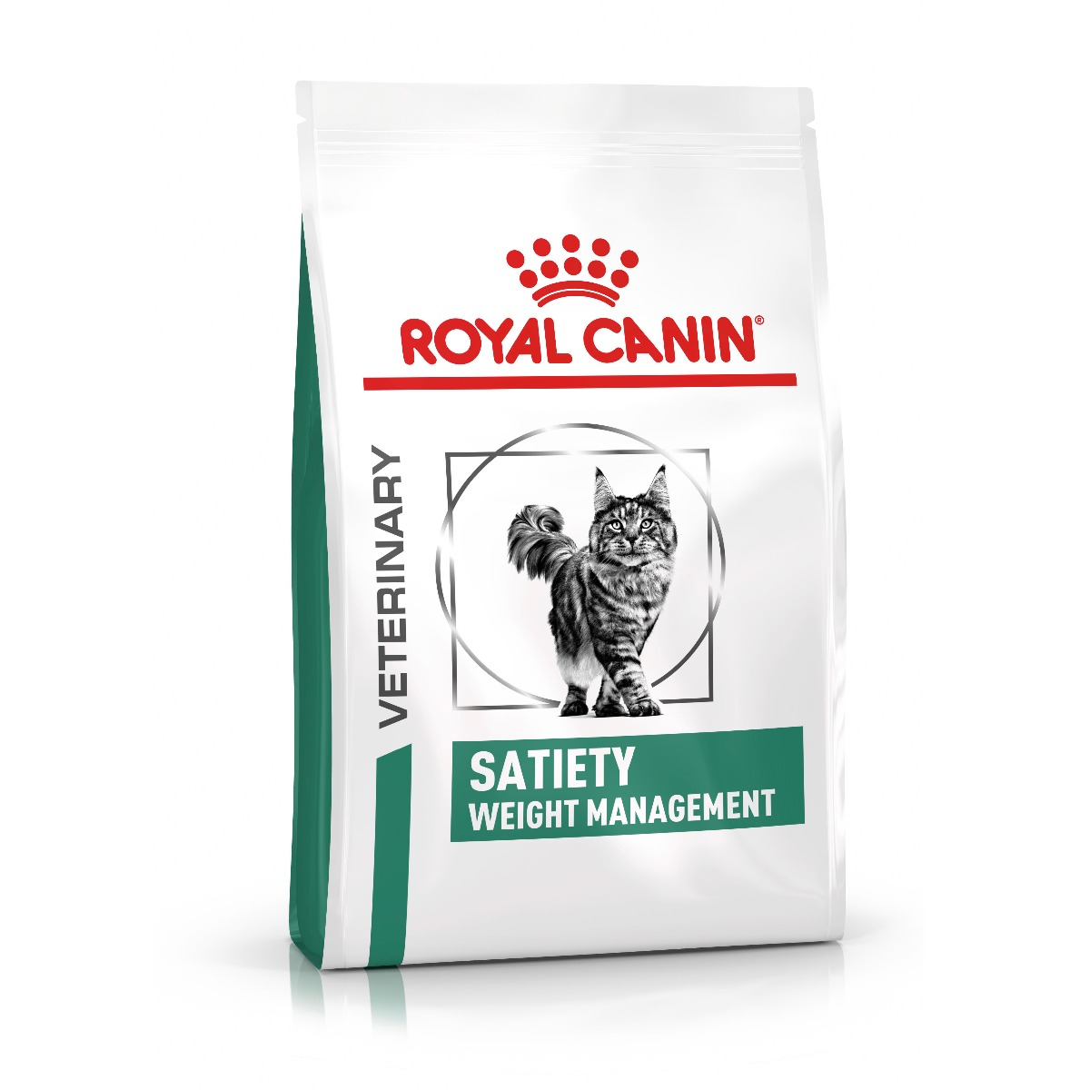 Royal Canin Veterinary Diet Feline Satiety Weight Management Dry 1.5kg on Animed Direct