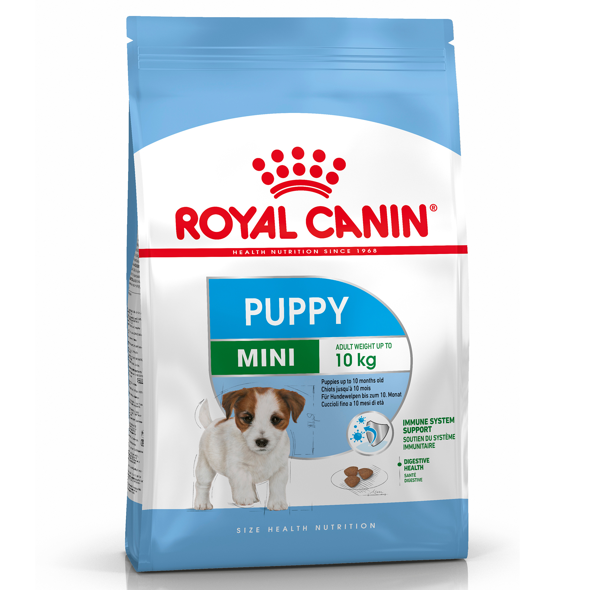 Royal Canin Mini Puppy Dry Dog Food 4kg on Animed Direct