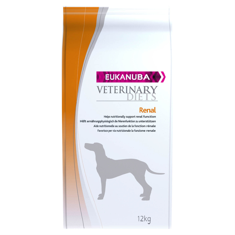 корм для собак эукануба ветеринарная диета
