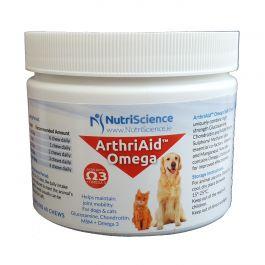 Arthri Aid With Omega Cat Dog Chews