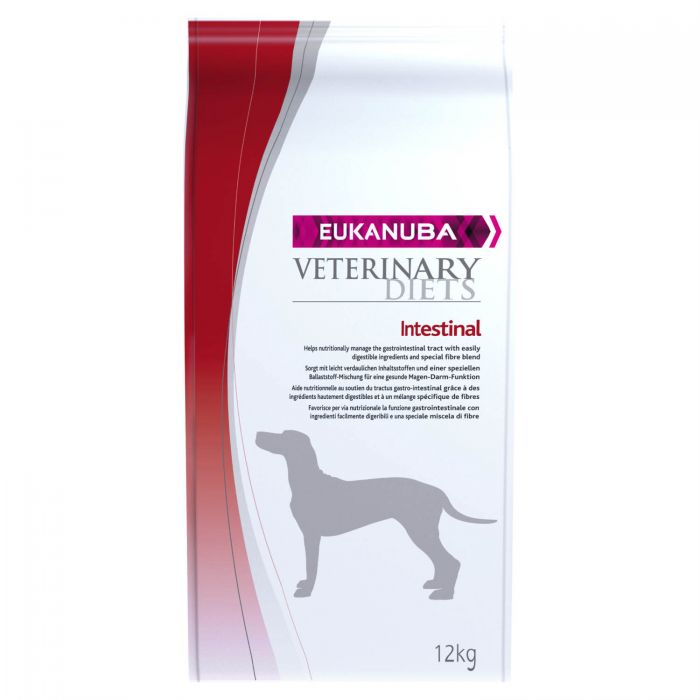 Eukanuba Veterinary Diets Intestinal Adult Dog with Chicken Dry