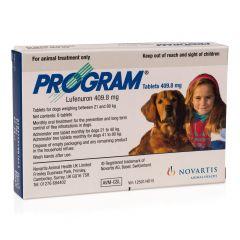 Program Tablets