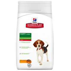 Hills Science Plan Puppy Healthy Development Medium with Chicken Dry