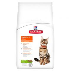 Hills Science Plan Optimal Care Adult Cat with Rabbit Dry
