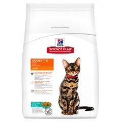 Hills Science Plan Light Adult Cat with Tuna Dry 5kg