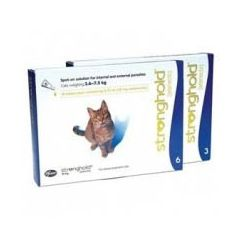 Stronghold 45mg Spot-On Solution for Cats