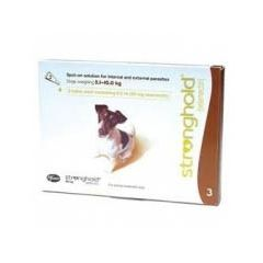 Stronghold 60mg Spot-On Solution for Small Dogs