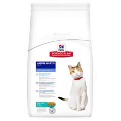 Hills Science Plan Mature Adult Cat 7+ Active Longevity with Tuna Dry 2kg