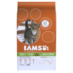 IAMS ProActive Health Adult Cat with Lamb & Chicken Dry