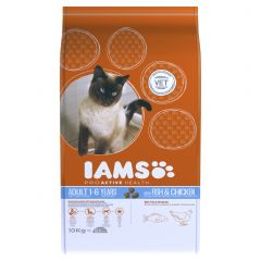 IAMS ProActive Health Adult Cat with Fish & Chicken Dry