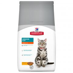 Hills Science Plan Adult Indoor Cat with Chicken Dry 4kg