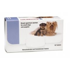 Milbemax Tablet for Small Dogs and Puppies