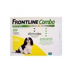 Frontline Combo Dog - Small Dog (up to 10kg)