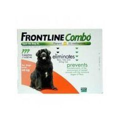 Frontline Combo Dog - Extra Large Dog (40-60kg)