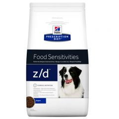 Hills Prescription Diet Z/D Food Sensitivities Canine Original Dry