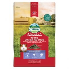Oxbow Essentials Cavy Performance Young Guinea Pig Food - 2.2kg