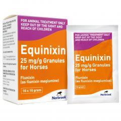 Equinixin 2.5% Granules - 10x10g Sachets
