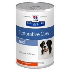 Prescription Diet N/D Restorative Care Canine Wet 12x360g Can