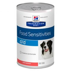Hills Prescription Diet D/D Food Sensitivities Canine Wet Food