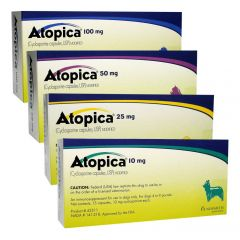 Atopica Capsules for Dogs