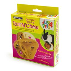 Ancol Just4Pets Wooden Roll and Chew