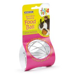 Ancol Just4Pets Food Holder Ball