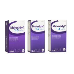 Meloxidyl 1.5mg/ml Oral Suspension for Dogs