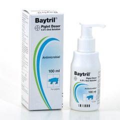 Baytril Piglet Doser 0.5% 100ml