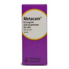 Metacam 0.5mg/ml Oral Suspension for Cats