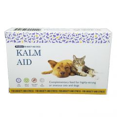 KalmAid Tablets for Cats and Dogs - Pack of 30