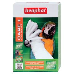 Beaphar Care+ High Energy Parrot and Cockatoo Feed 1kg