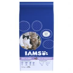 IAMS ProActive Health Adult & Senior Multi-Cat with Chicken & Salmon Dry