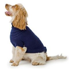Ancol Cable Knit Dog Sweater