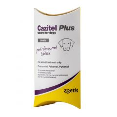 Cazitel Plus Tablet for Dogs