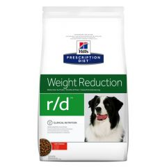 Hills Prescription Diet R/D Weight Reduction Canine with Chicken Dry