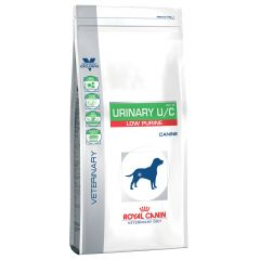 Royal Canin Veterinary Diet Canine Urinary U/C Low Purine Dry (UUC 18) 14kg