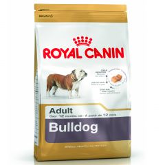 Royal Canin Bulldog Adult Dog Dry