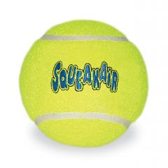 Kong AirDog Squeak Air Tennis Ball Single