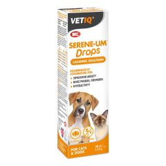 VetIQ Serene-Um Calm Drops for Cats and Dogs 100ml